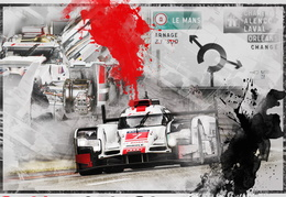RacingColors - Art prints, Posters, Canvas, Plexi.