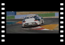 team Martinet by Almeras 2018 Porsche Cup Magny Cours - short version